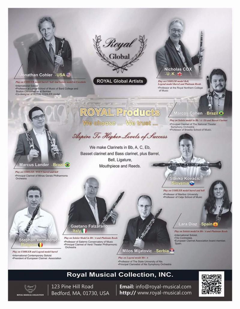 Royal Musical Collection
